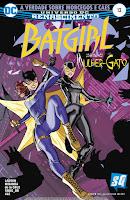 DC Renascimento: Batgirl #13