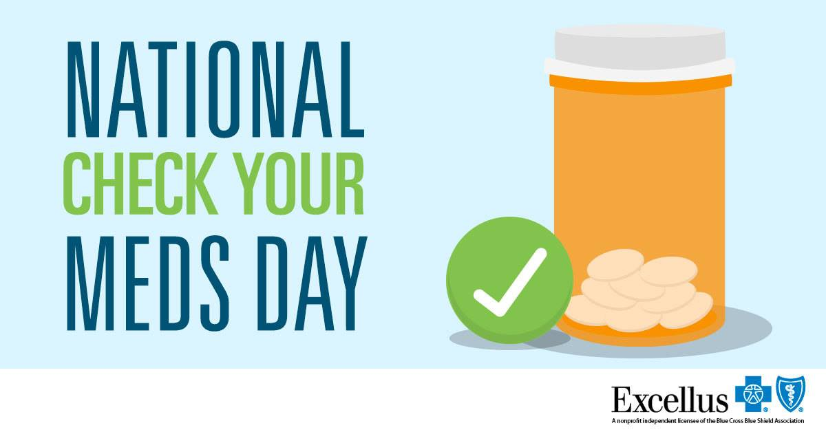 National Check Your Meds Day Wishes Images