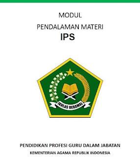 Modul PPG Kemenag IPS