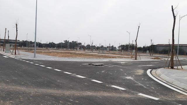Đất nền liền kề shophouse mặt đường 23b khu đô thị Cổ Dương Tiên Dương, Đông Anh Vimefulland