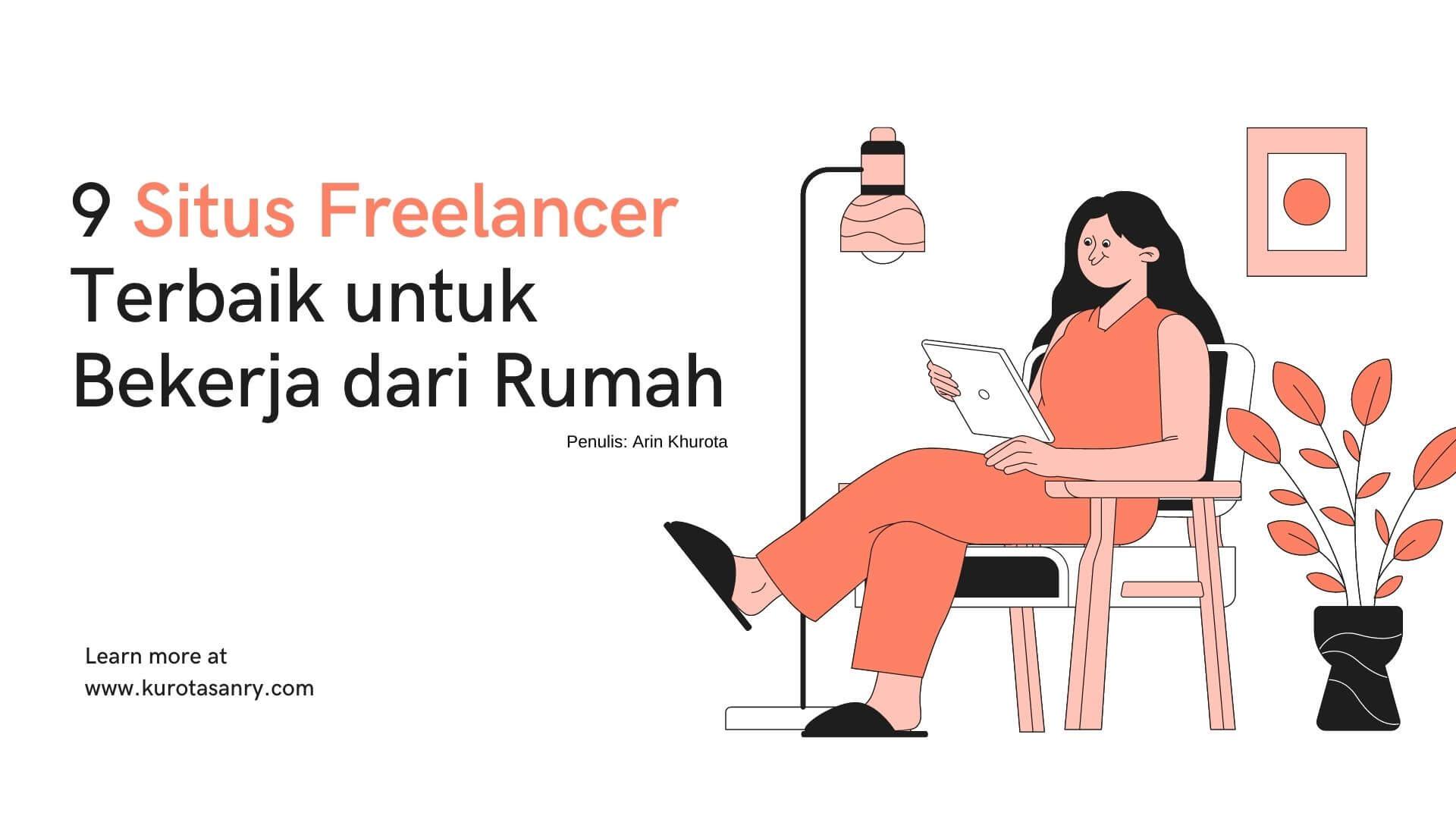 Situs freelance untuk mencari uang online