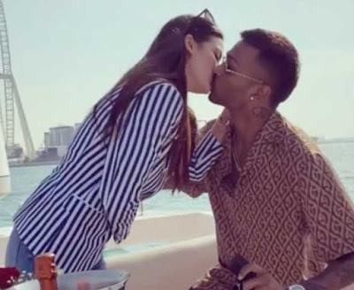 Hardik Pandya Get Engaged