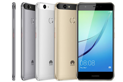 Huawei Introduces Nova Smart Phones a Chinese Product