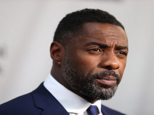 إصابة الممثل إدريس إلبا بفيروس كورونا Idris Elba