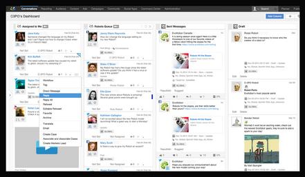 Sprinklr: Social Experience Management