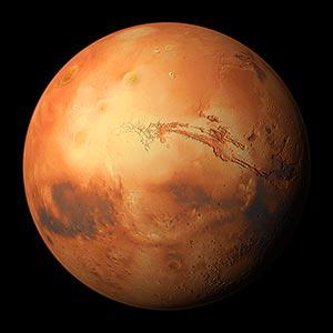 Marte - Una Galaxia Maravillosa