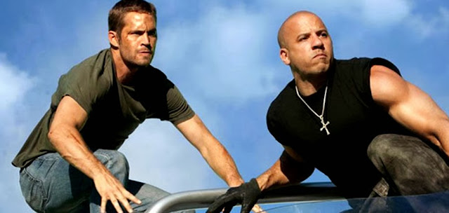 Vin Diesel şi Paul Walker în Fast And Furious 5