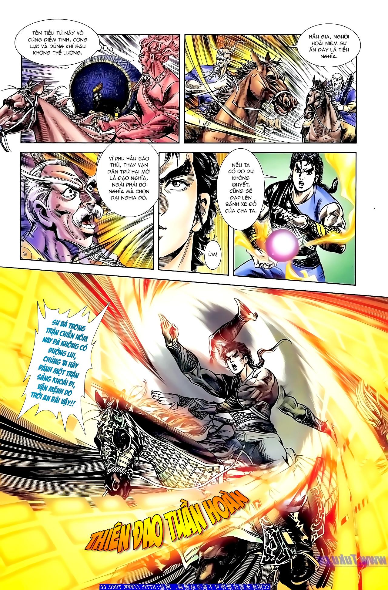 Cơ Phát Khai Chu Bản chapter 157 trang 10