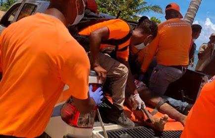 Rescatan con vida a seis de once náufragos de una yola que se dirigía a Puerto Rico