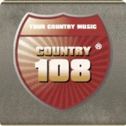 COUNTRY 108gt Online internet Radio