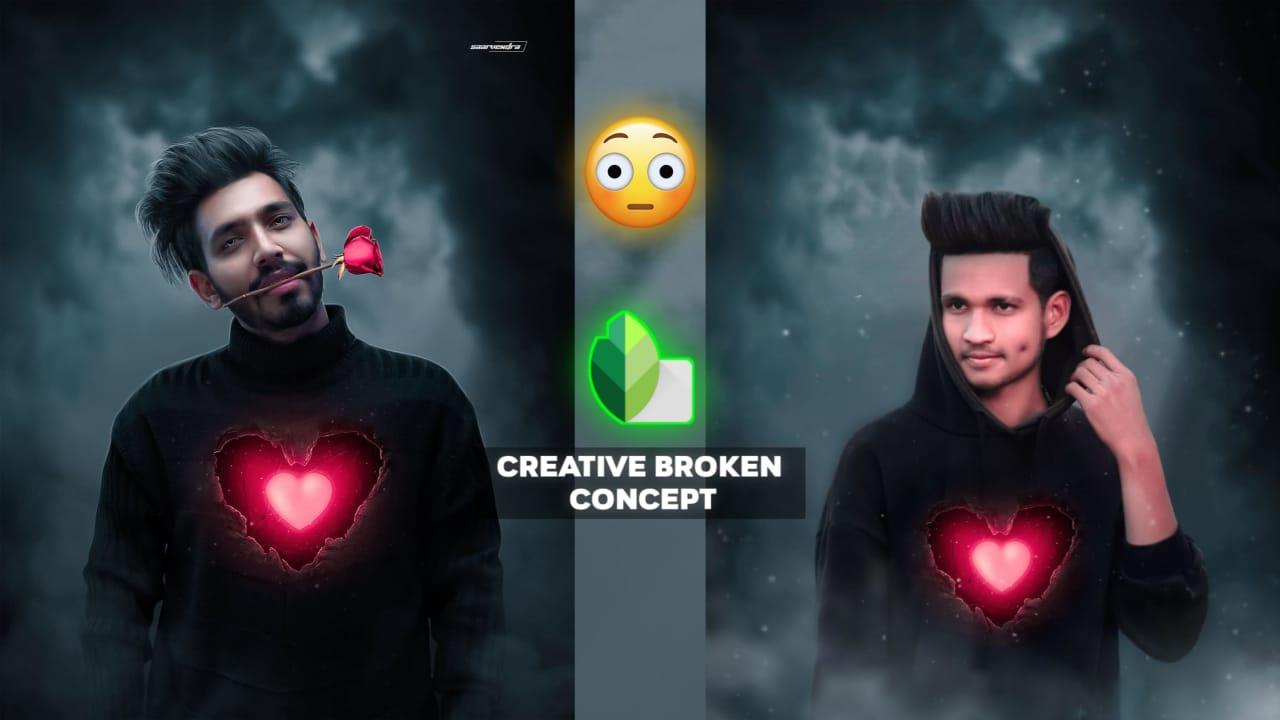 Snapseed love editing