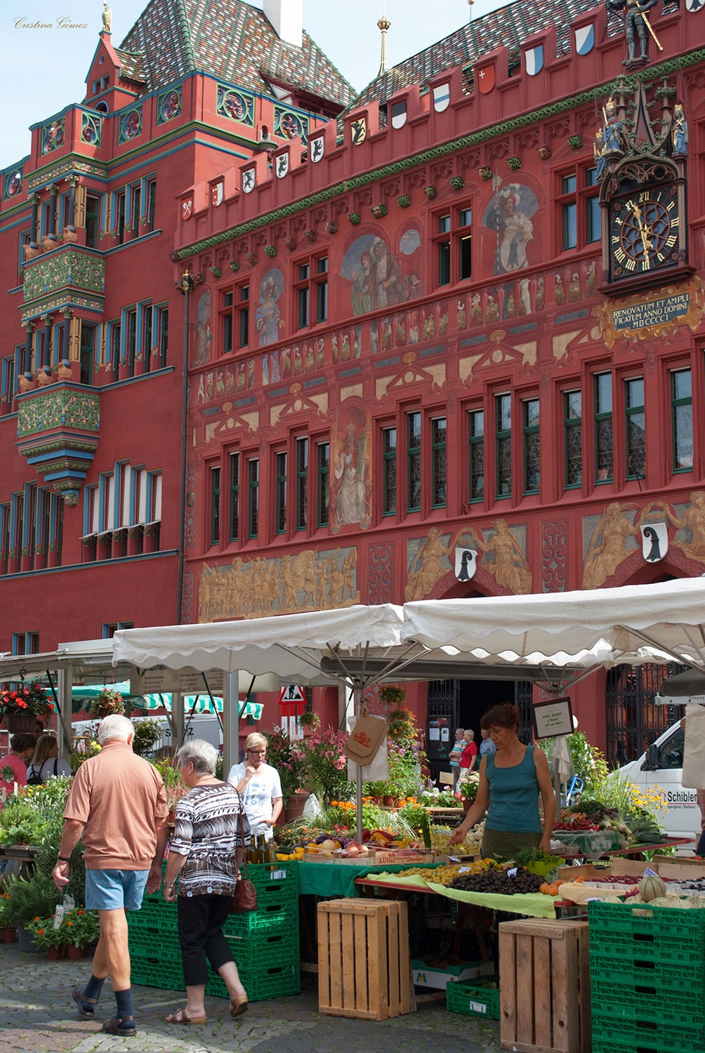 basel market town hall