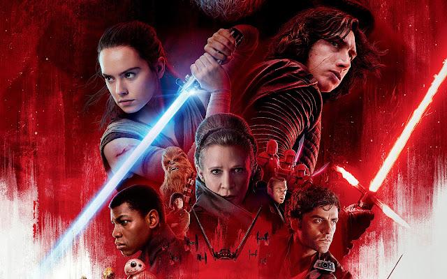 Star Wars dark force last jedi wallpaper