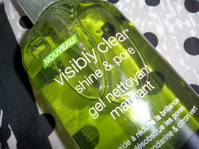 Gel Nettoyant Matifiant Visibly Clear Shine & Pore - Neutrogena