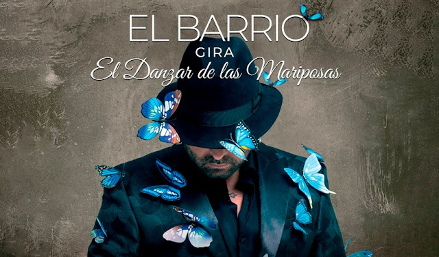 El Barrio con 'El Danzar de las Mariposas'
