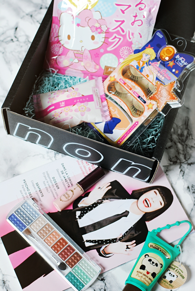 NoMakeNoLife Japanese beauty subscription box