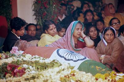 lal bahadur shastri death