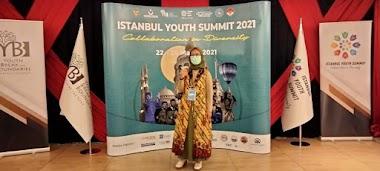 """Menggapai Mimpi hingga ke Negeri Ottoman dalam Acara """"Istanbul Youth Summit 2021"""""""