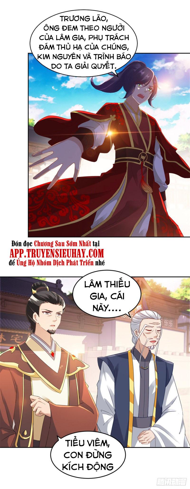 Thần Hồn Võ Đế chap 107 - Trang 12