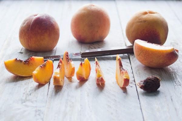 thisisasweetblog.blogspot.com Rustic Peach Galette recipe