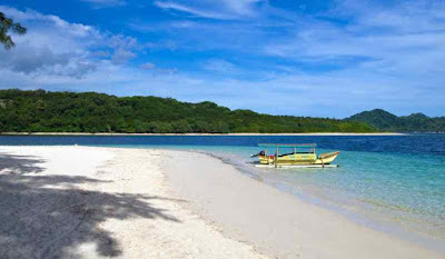 Berbagai Pesona Keindahan Wisata Pulau Gili Nanggu Lombok