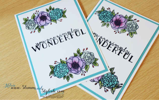 Bloom and Gropw Stampin' Up!