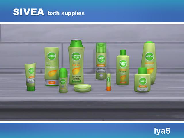 Косметика и предметы для туалетного столика — декор для Sims 4 со ссылками для скачивания