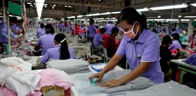 Nasib Buruh Perempuan