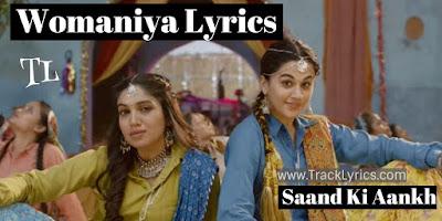 womaniya-lyrics