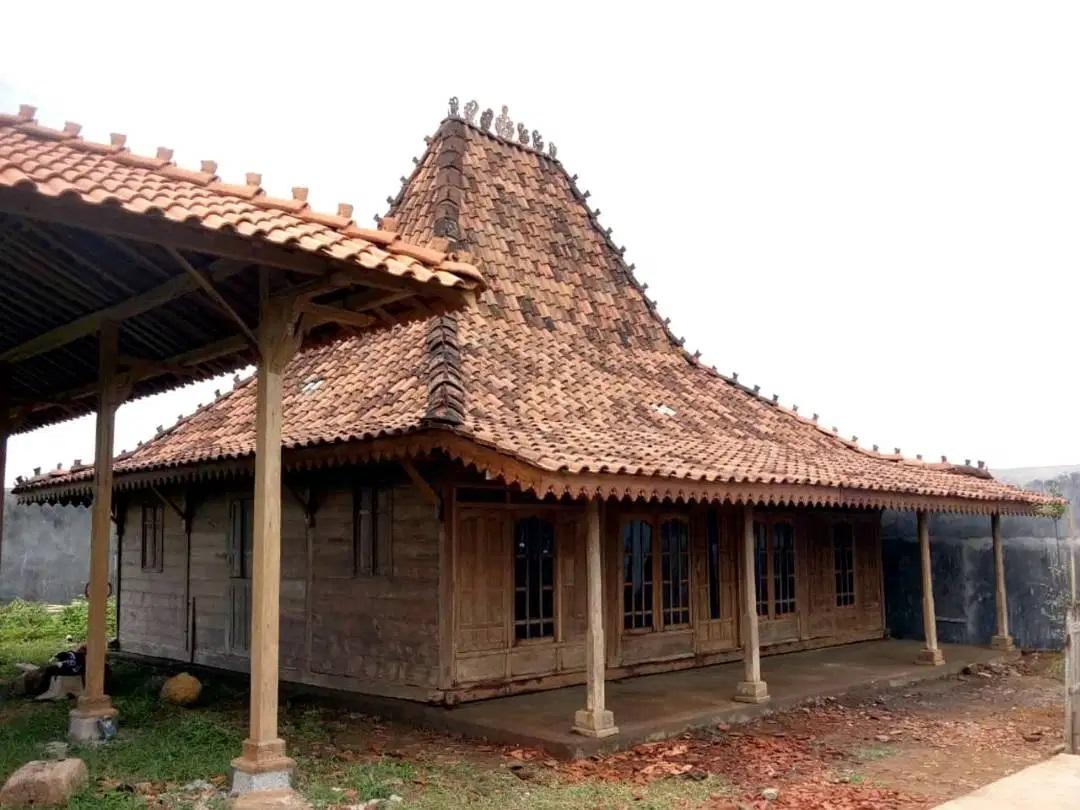 berapa harga rumah kayu