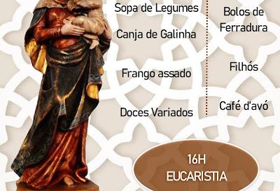 Festa de Nª Senhora do Amparo - Corredoura 2021