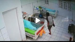 Ngeri, Maling Menggasak Uang Pasien di Ruang Isolasi RS Pirngadi Medan