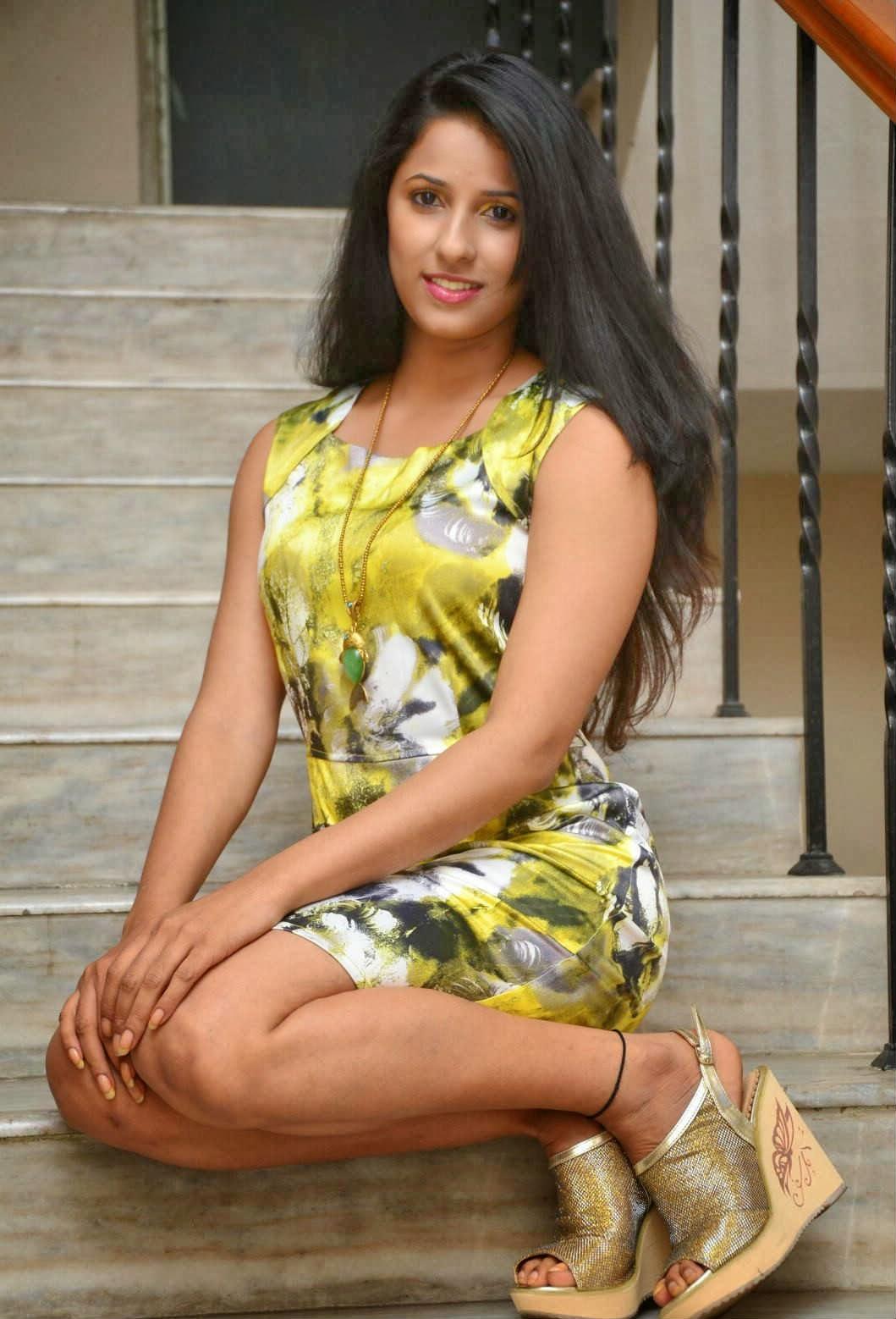 Shravya Reddy Sizzling Hot Photos Gallery - Latest Tamil ...