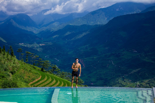 Share the most honest about the spectacular beauty of Topas Ecolodge - The pearl of Sapa 2
