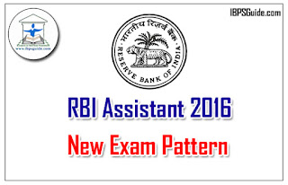 RBI Assistant New Exam Patten :  Dear Readers, RBI has changed the Exam Pattern for RBI Assistant Exam. We can expect the RBI Asistant Notification soon. Candidates can check the New Exam Pattern Below.