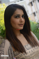 Rashi Khanna in a Tebe Top Sizzling Beauty at Tholi Prema Movie Interview ~  Exclusive 006.jpg