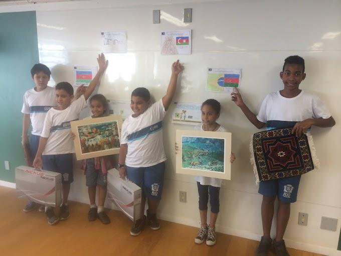 """4º Concurso Internacional de Arte Infantil """"A Magia da Amizade"""""""