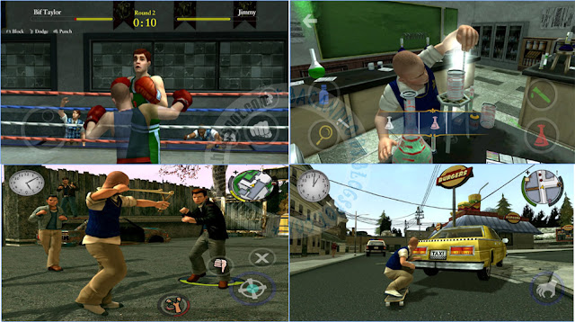 Download Game Bully Anniversary Edition Apk data Full Terbaru For Android