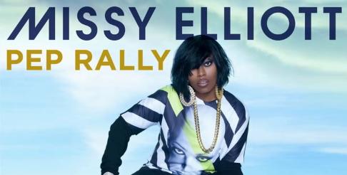 VÍDEO - Missy Elliott – Pep Rally