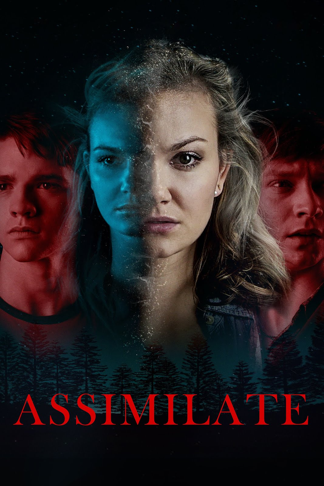 Assimilate (2019) Dual Audio Hindi 300MB HDRip 480p