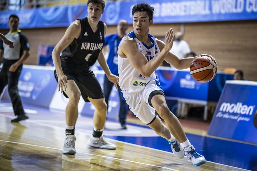 New Zealand def. Gilas Pilipinas Youth, 76-70 (REPLAY VIDEO) FIBA U19 World Cup 2019