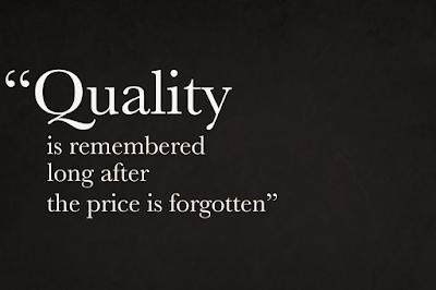 quality slogans