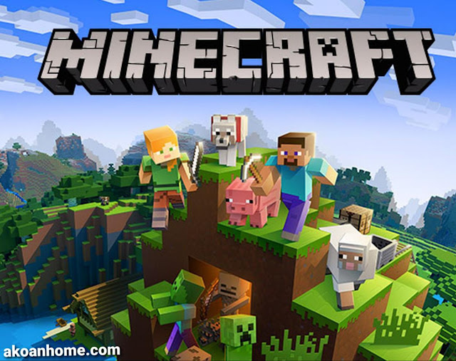 تحميل لعبة ماين كرافت الاصلية للاندرويد احدث اصدار 2020 Minecraft