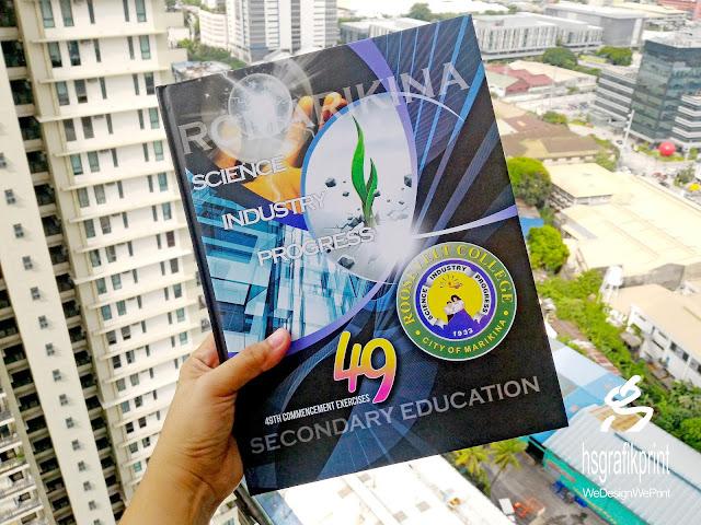 [YEARBOOK] Roosevelt College Marikina - 49th Graduation