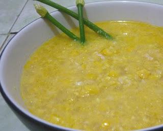 Resep Sup Jagung Manis Sederhana