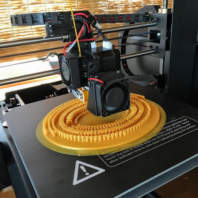 3D Colosseum print via foobella.blogspot.com