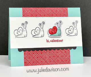 January 2021 Sending Hearts Paper Pumpkin Kit Alternative Projects for Valentine's Day ~ www.juliedavison.com #paperpumpkin