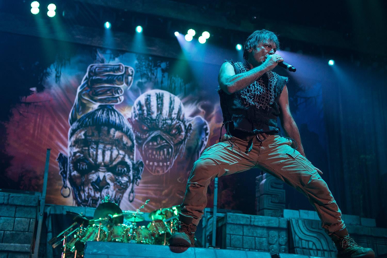 Iron Maiden Vides Of Tour