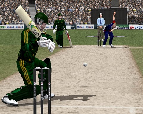 Cricket (video game series)