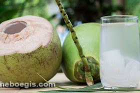 Benefits of Young Coconut Water for Body Health